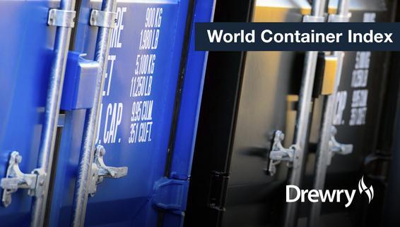 Global konteyner taşıma ücreti